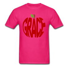 Load image into Gallery viewer, AoG Grace Unisex Classic T-Shirt - fuchsia
