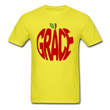 Load image into Gallery viewer, AoG Grace Unisex Classic T-Shirt - yellow