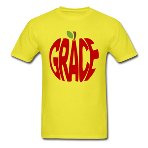 AoG Grace Unisex Classic T-Shirt - yellow