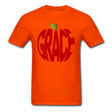 Load image into Gallery viewer, AoG Grace Unisex Classic T-Shirt - orange