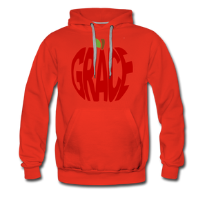 AoG Grace Men's Premium Hoodie - red