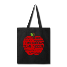 Load image into Gallery viewer, AoG Compassion Tote Bag - black