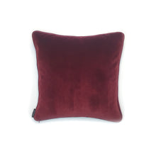 Load image into Gallery viewer, Winter Garden Jacquard Double Sided Velvet Cushion