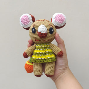 Custom Crochet Doll Amigurumi