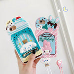 Load image into Gallery viewer, Sweet Cinnamoroll and My Melody Phone Case