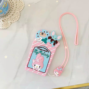 Sweet Cinnamoroll and My Melody Phone Case