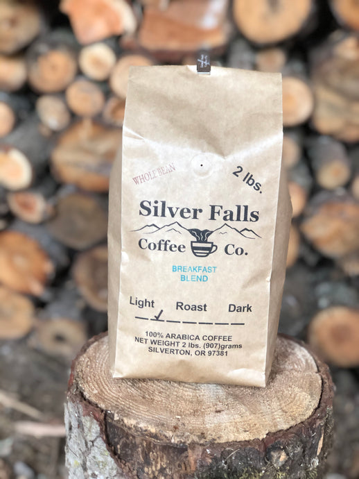 Silver Falls Coffee Co. Breakfast Blend