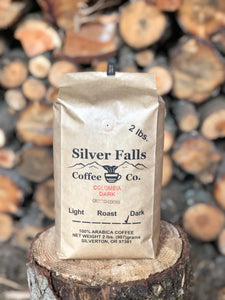 Silver Falls Coffee Co. Columbia Dark