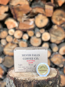 Silver Falls Coffee Co. Sumatra Dark Kcup