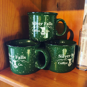 Silver Falls Coffee Co. Coffee Mug