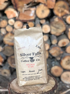 Silver Falls Coffee Co. French Roast