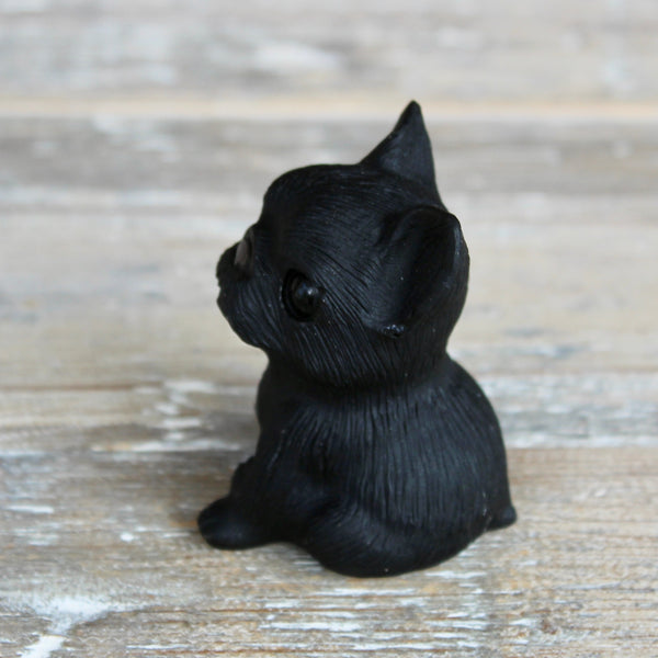 Black Obsidian Dog.