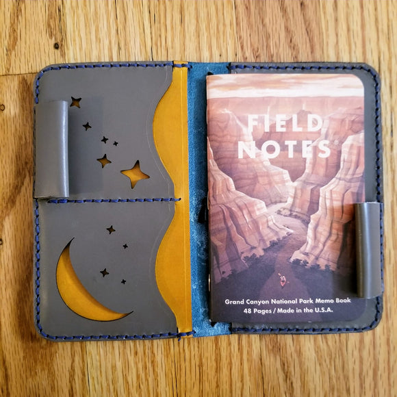 Field Note Cover Wallet (Laser Digital File Only)