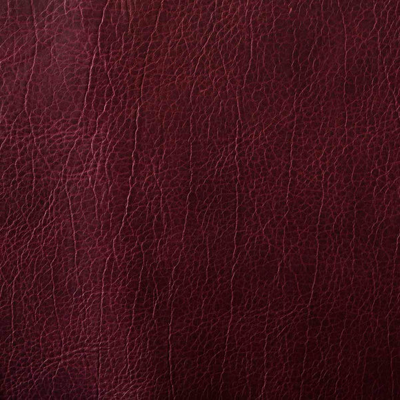 Violet American Bison Leather