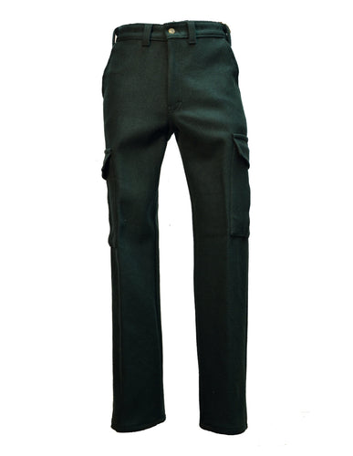 Big Bill | 234 | Wool Hunting Pant | Green