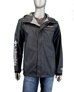 Columbia | FM2019-010 | HydroTech Packable Rain Jacket | Black