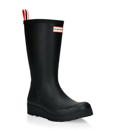 Hunter | WFT2007RMA | Original Play Boot Tall | Matte Black