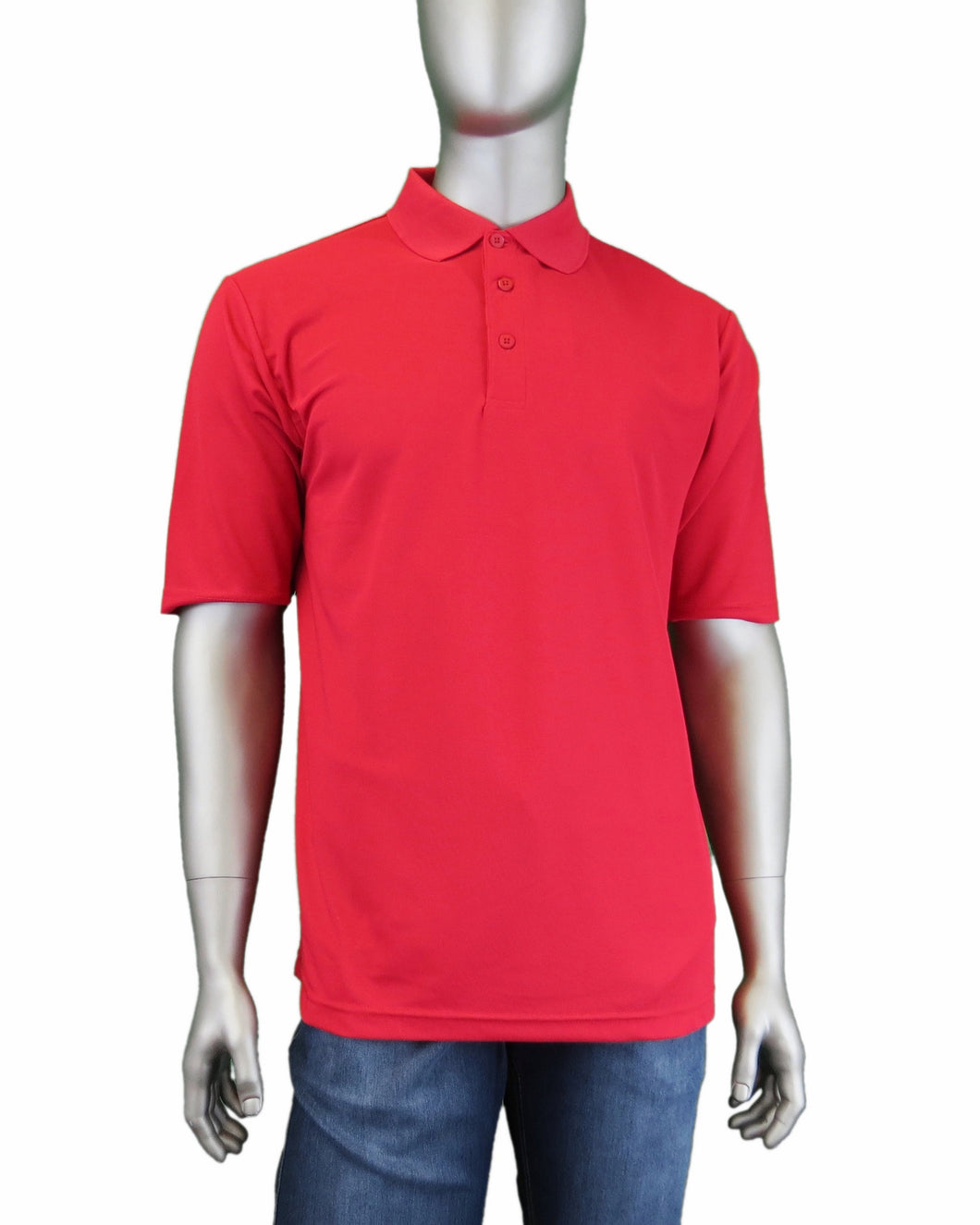Wild River | ZIGF194 | Polo T-Shirt | Red