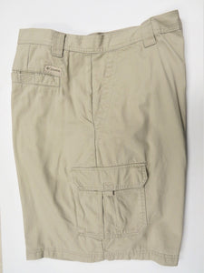 Columbia | AX4485-160 | Big & Tall | Brownsmead Cargo Short | Beige