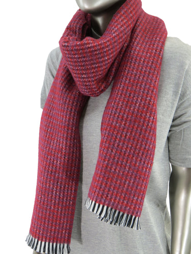 North American | 219182 | Women's Scarf | Red