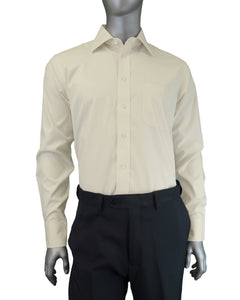 Leo Chevalier | 225170 | Dress Shirt | Ivory