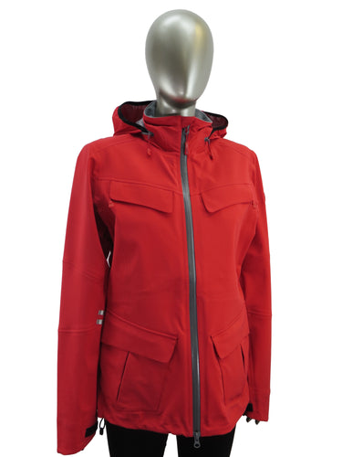 Canada Goose | 5332L | Moraine Shell Jacket | Red