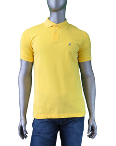 Nautica | K21002 | True Deck Polo | Sunfish Yellow