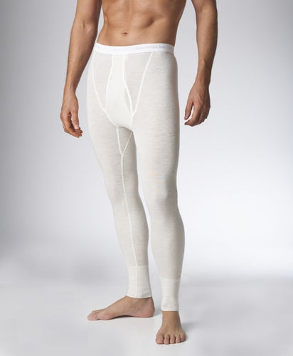 Stanfield's | 4312 | Superwash Wool | Long Underwear | Natural