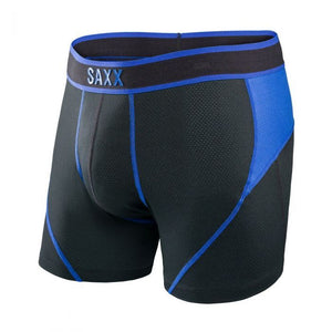 Saxx | SXBB27 | Kinetic Boxer | Black/Cobalt