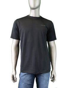 Columbia | AM6149-010 | All Trail Short Sleeve Crew | Black