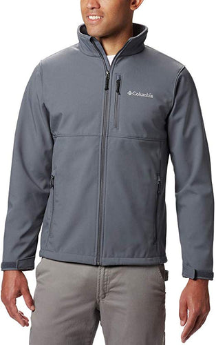 Columbia | WM6044-053 | Ascender Softshell Jacket | Graphite