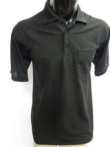 White Horse | BCT8004-6 | Polo | Black