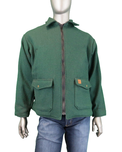Big Bill | 54Z | Pathfinder Reversable Jacket | Green / Blaze Orange