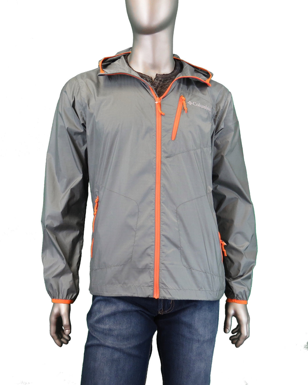 Columbia | WM2169-941 | Trail Drier Windbreaker Jacket | Green