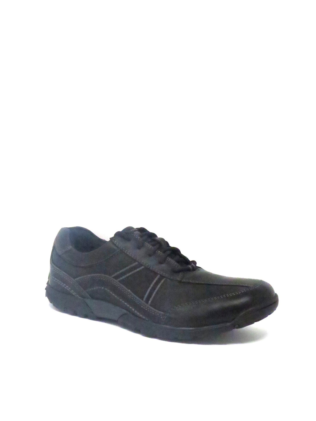 Rockport | K58502 | City Trails 2 Stripe Lace Up | Black