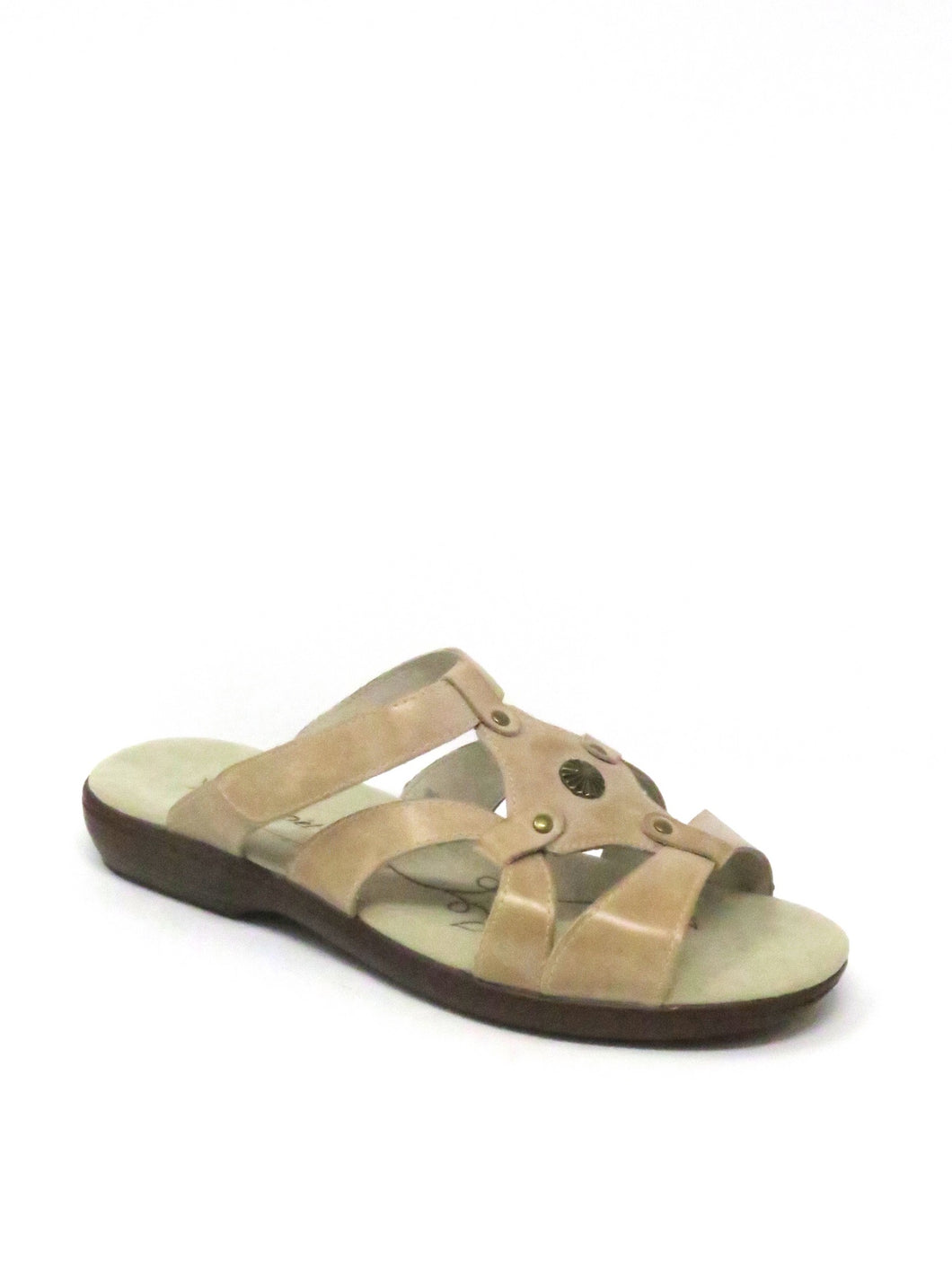 Propet | W0307753 | Dominica Sandal | Clay Waxed