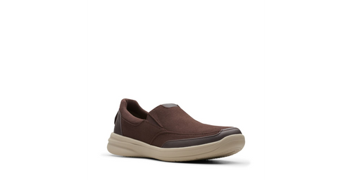 Clarks | 26148973 | StepStrollEdge Brown