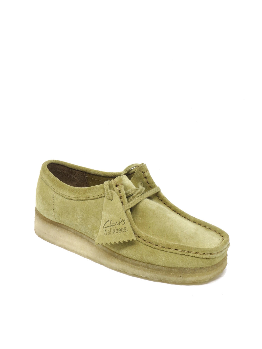 Clarks | 03674 | Wallabee | Maple Suede