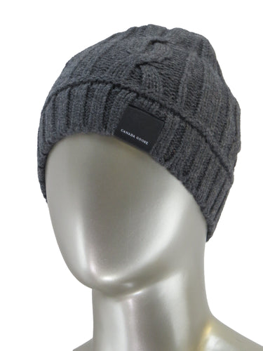 Canada Goose |5261L | Cable Toque | Iron Grey