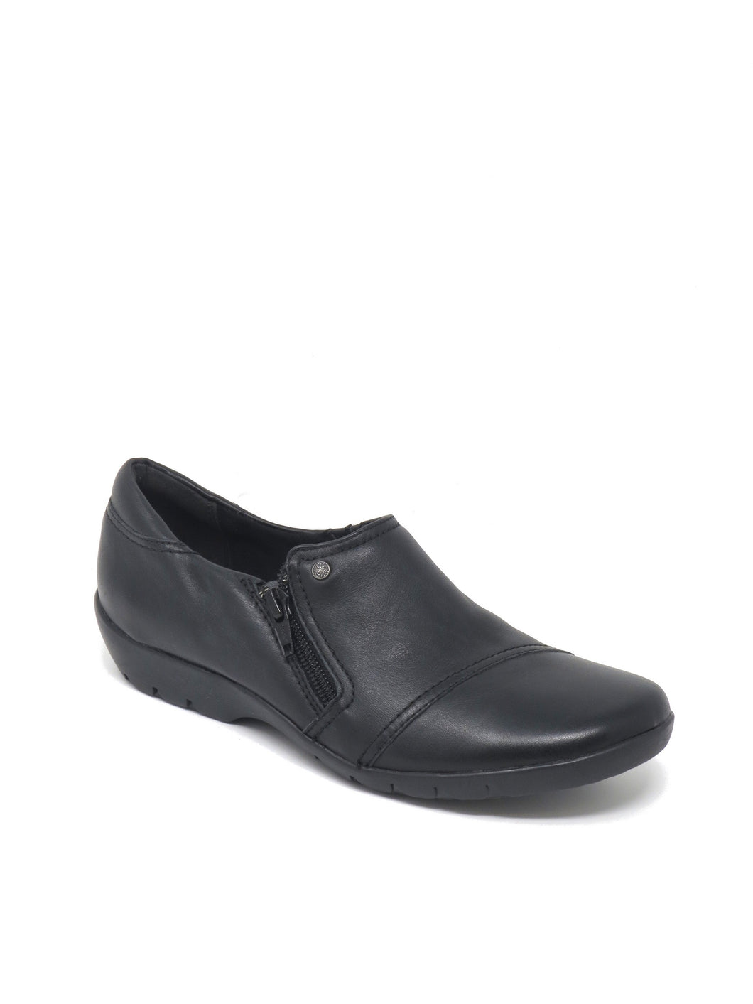 Clarks | 11560 | Ordell Baytown | Black
