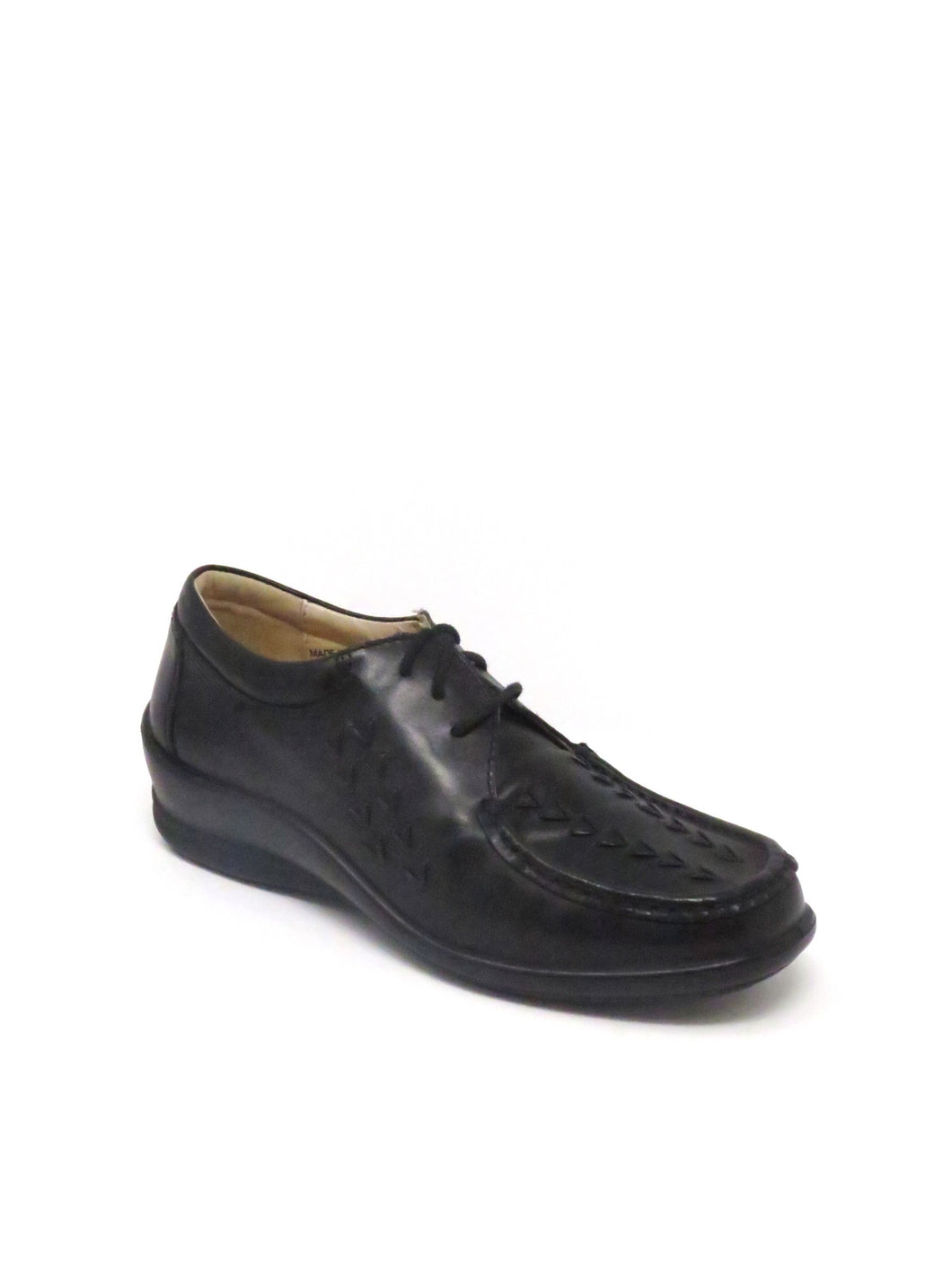 Volks Walkers | 5153-29EEE | Dress Shoe | Black