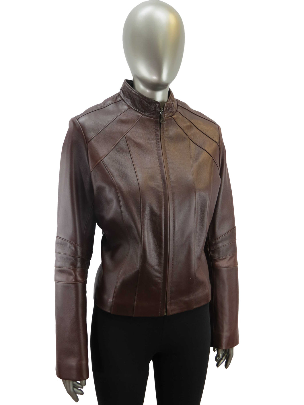 Mercury | 325 | Leather Jacket | Brown
