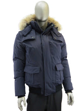 Load image into Gallery viewer, OOKPIK | William | Down Jacket | Midnight Blue