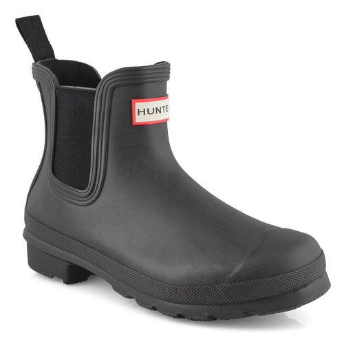 Hunter | WFS2078RMA | Chelsea Boot | Matte Black