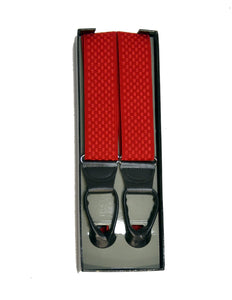 "FCGI | 255L-BX | Button Suspenders | 48"" Long 