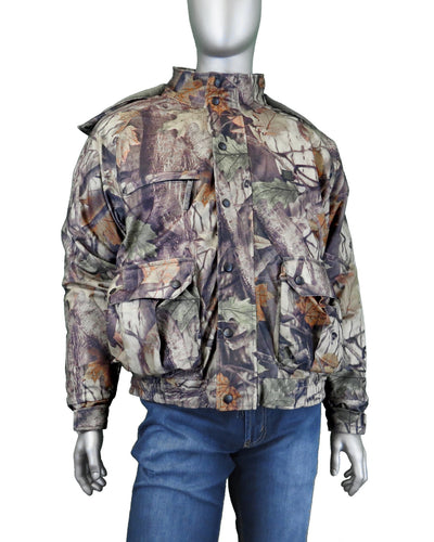Big Bill | CW4034 | Bomber Hunting Jacket | Camo