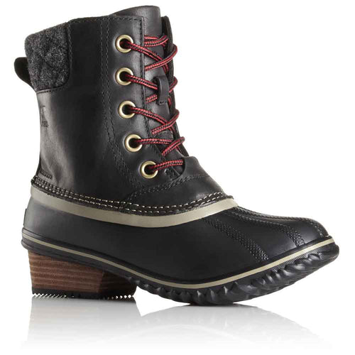 Sorel | NL2348-010 | Slimpack II Lace | Black, Kettle