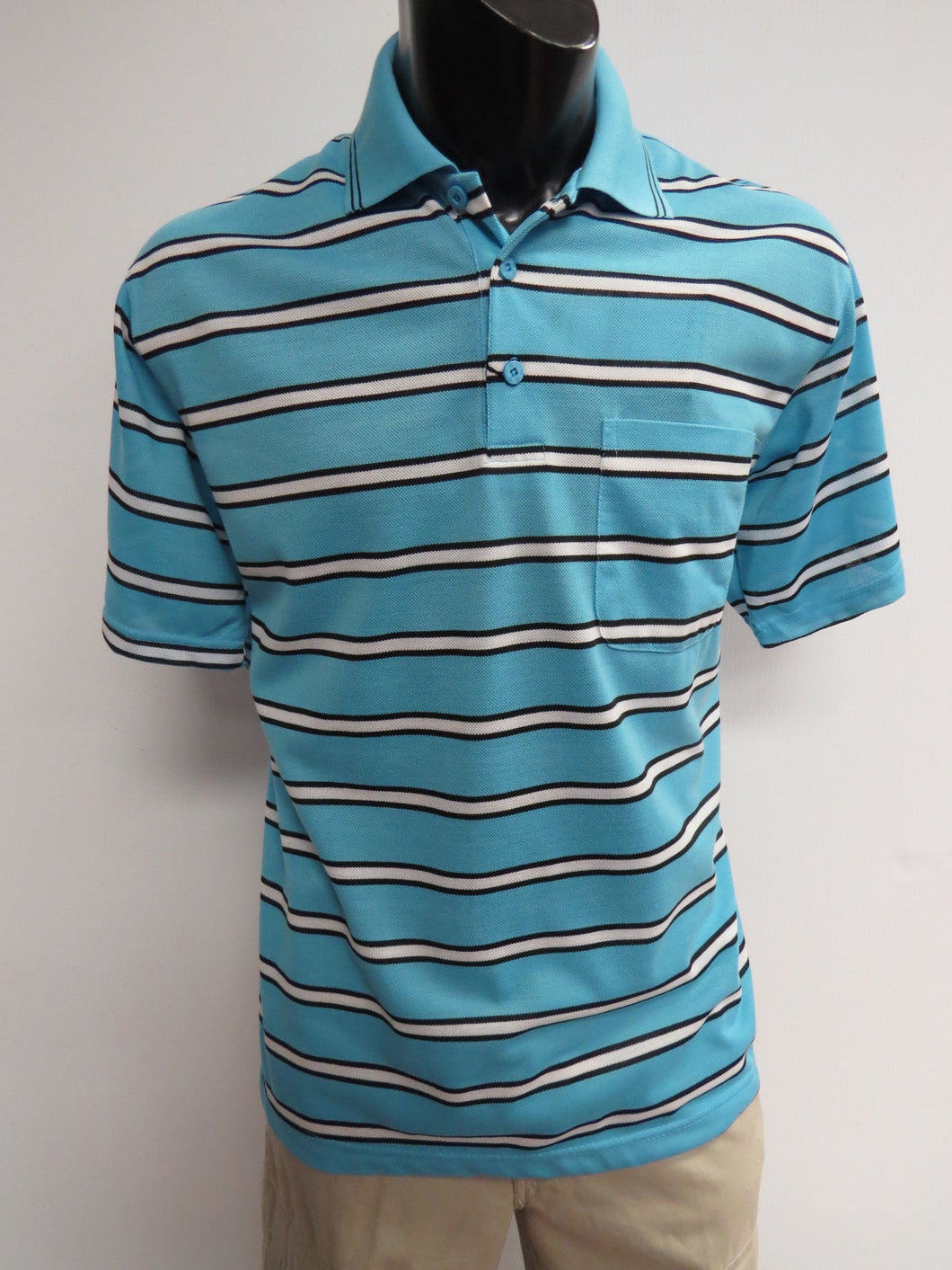 White Horse | BCT8004-2 | Polo T-Shirt | Teal