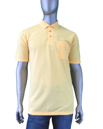 White Horse | BCT8004-6 | Polo | Yellow