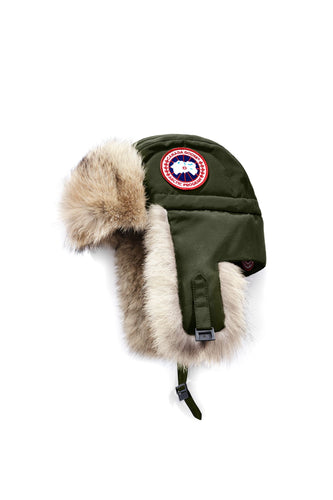 Canada Goose | 5187M | Aviator Hat | Military Green